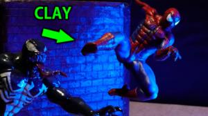 Puedes crear una figura de Spider-man épica