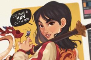 Mulán · Disney