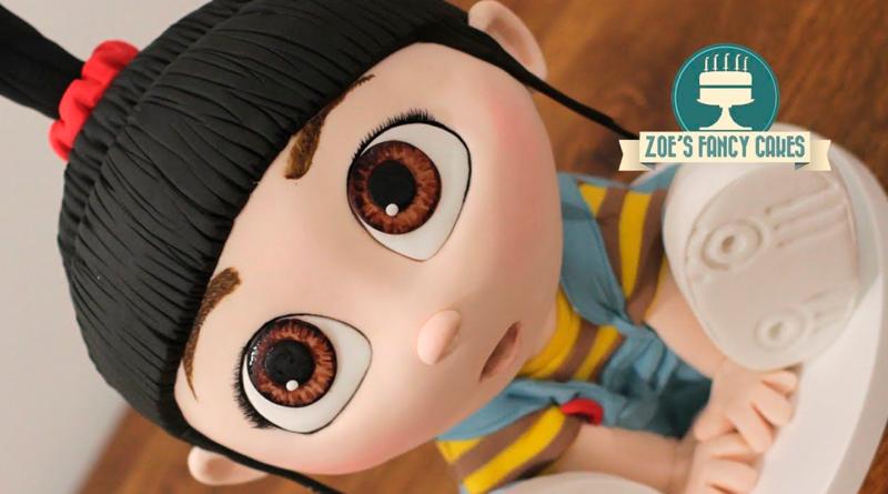 El pastel más adorable de Agnes