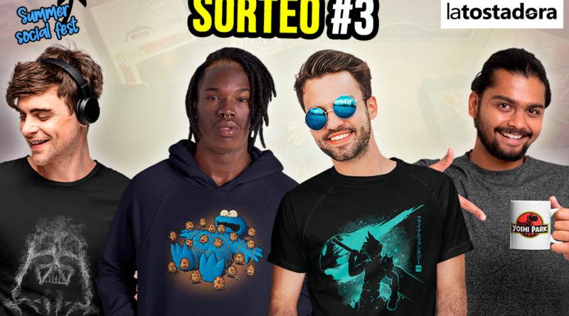 Sorteo La Tostadora