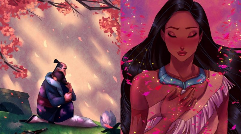 El arte Disney de ArtCrawl