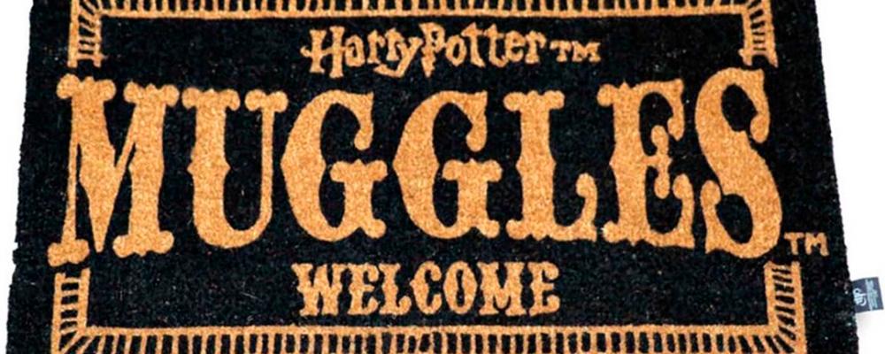 El mejor felpudo de Harry Potter