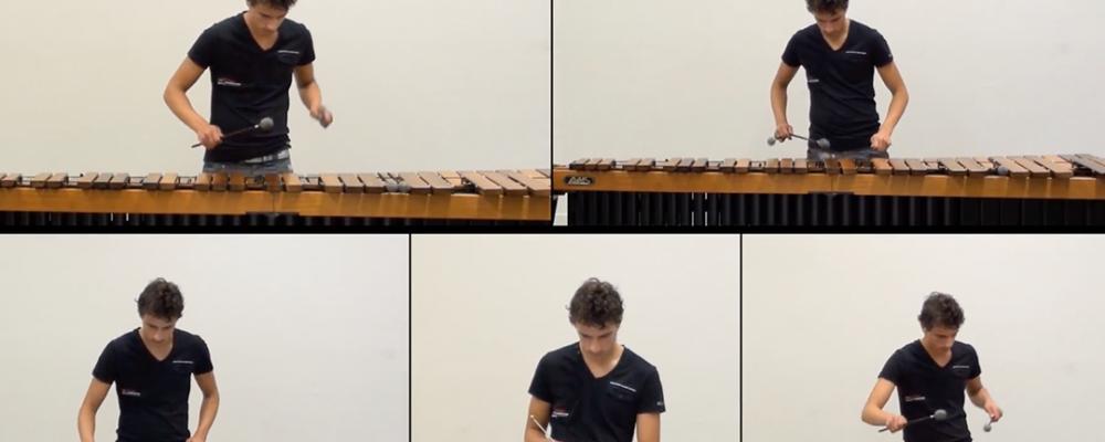 Melodia Harry Potter Marimba