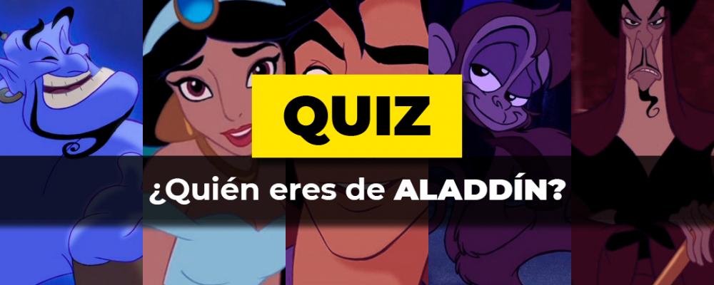 Quiz · Aladdín