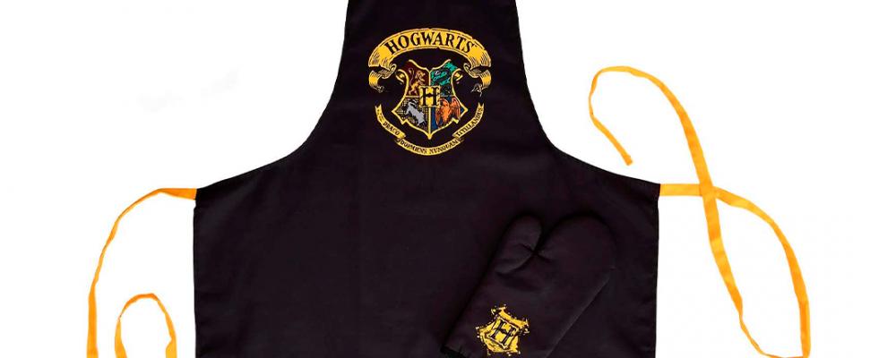Cocina como en Hogwarts Portada