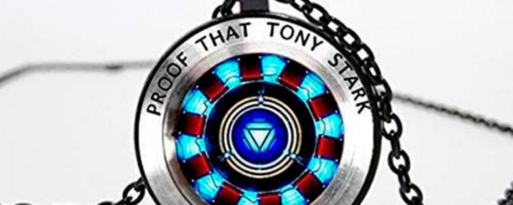 El mejor collar de Iron Man