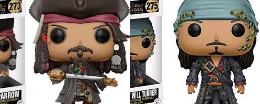 Funkos Piratas del Caribe Portada