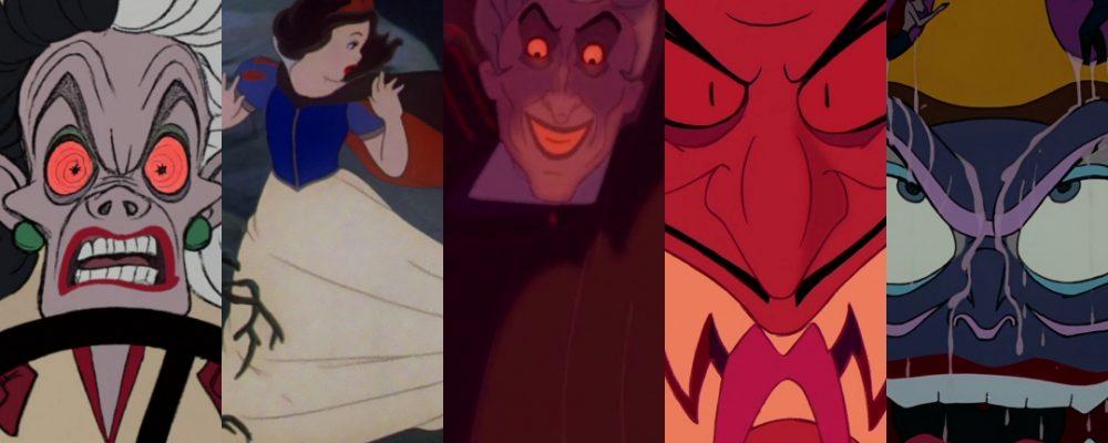 Horripilante portada Disney