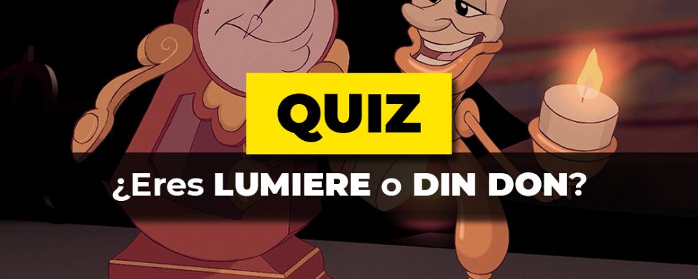 Lumiere Din Don Quiz