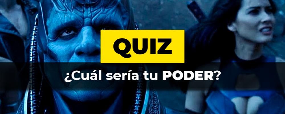 Poder villano Quiz Portada