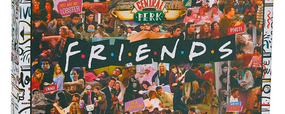 Puzzle Friends Portada