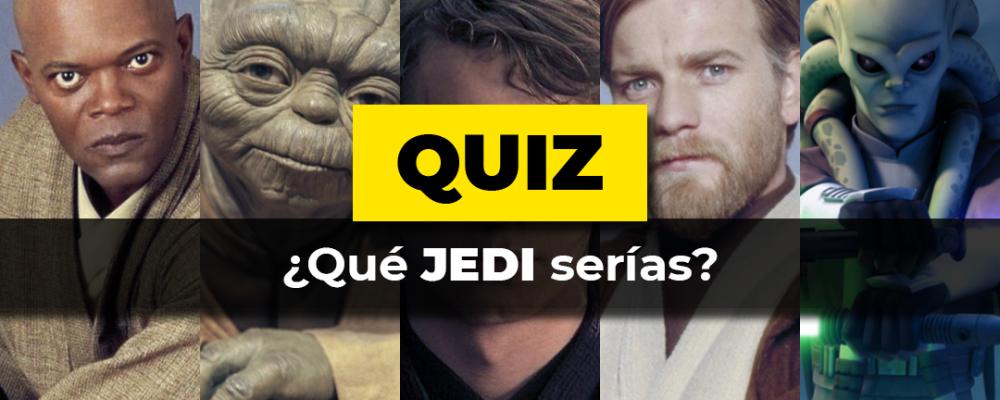 Qué Jedi serías Quiz