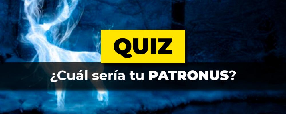 Quiz Patronus Portada