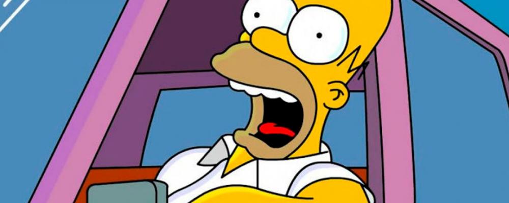 Señales Homer Simpson