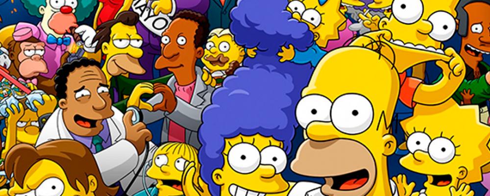 Simpsons Portada