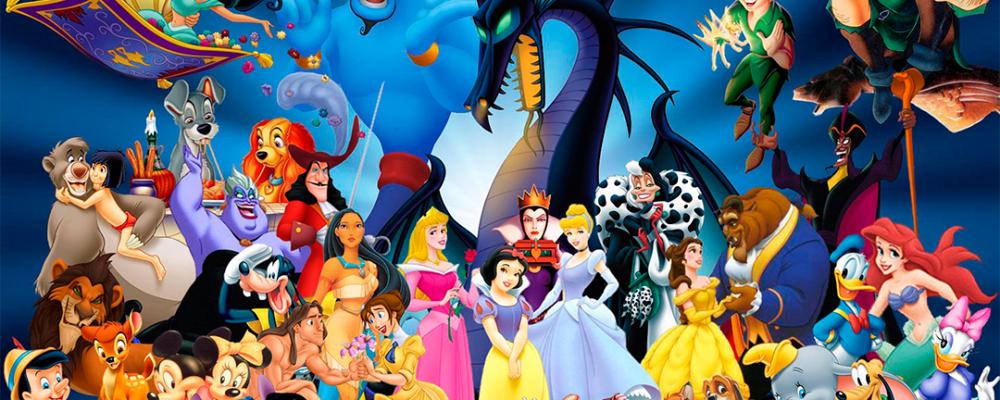 Todas las películas Disney