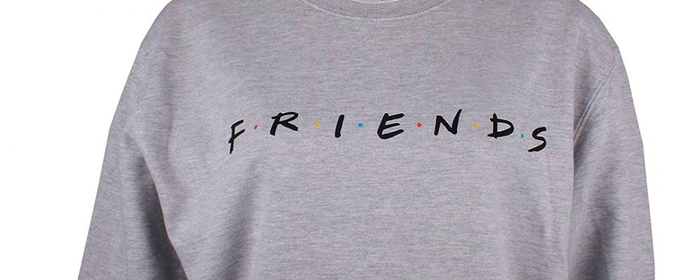 La sudadera de Friends que puedes tener