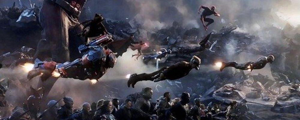 Avengers Endgame · Marvel