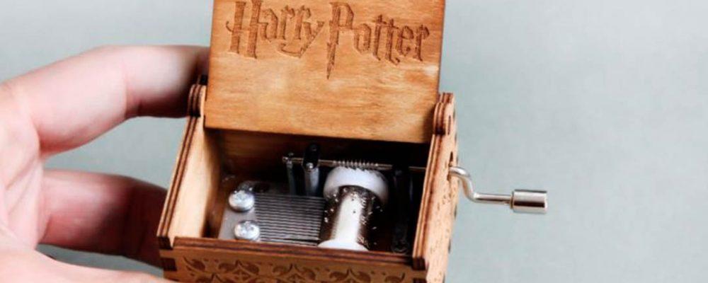 Caja musical de Harry Potter de Frikilandia