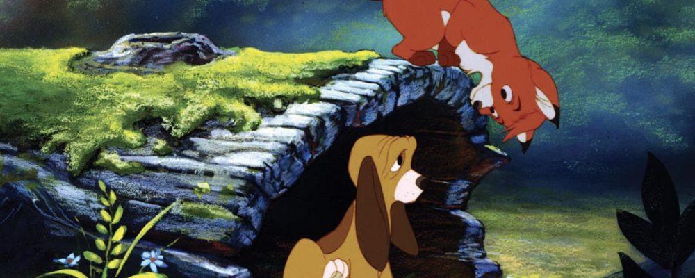 Tod y Toby · Disney